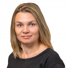 Nataliya Sandryhaila, RN